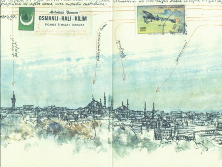 11i28 Estambul de Stefano Faravelli baja