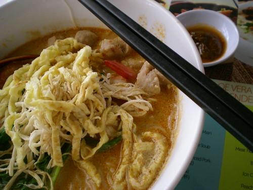 NoodleHouse laksa special