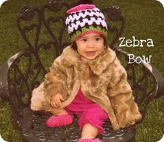 Zebra Chic - Bambino