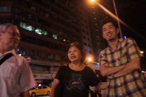 [台湾2.5] この後、この2人のポン引きが兄弟だと知る。