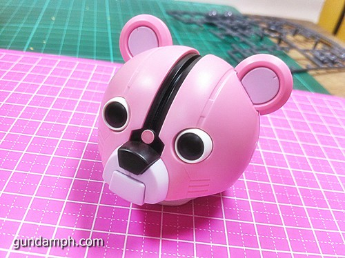 144 HG GB Pink Bearguy Gundam Expo Limited Edition (25)