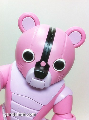 144 HG GB Pink Bearguy Gundam Expo Limited Edition (39)