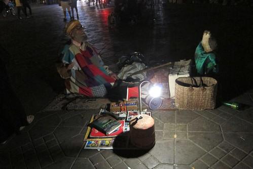 Jemaa el-Fnaa Marrakesh Morocco