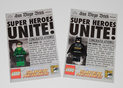 Win these minifigs!