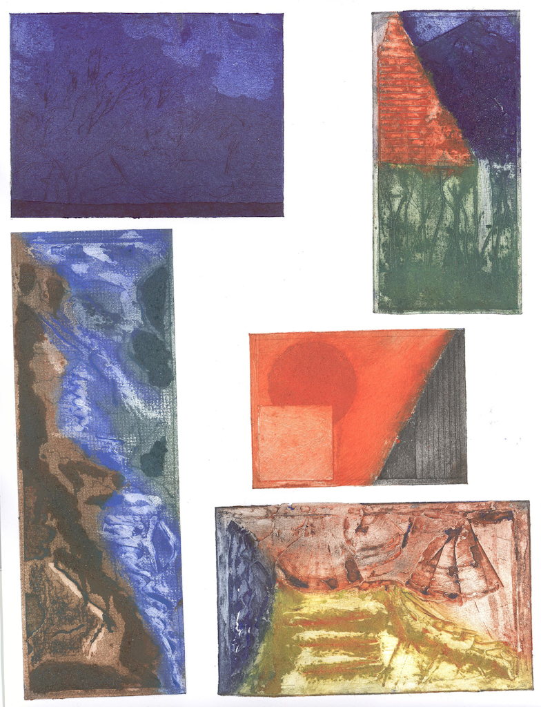 collagraph 1: trials