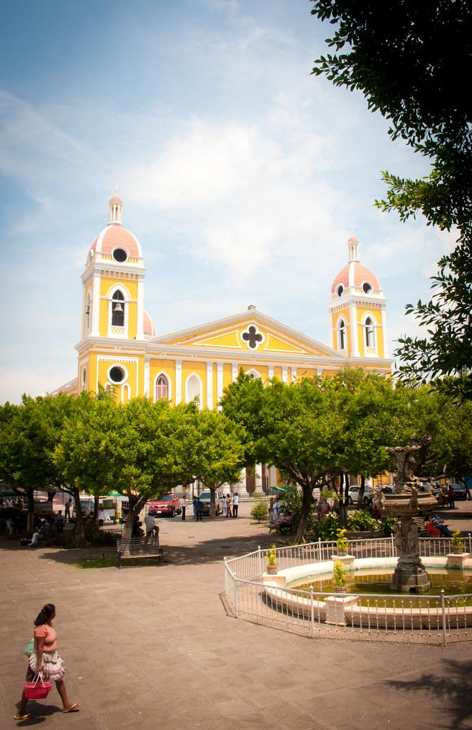 park in granada nicaragua