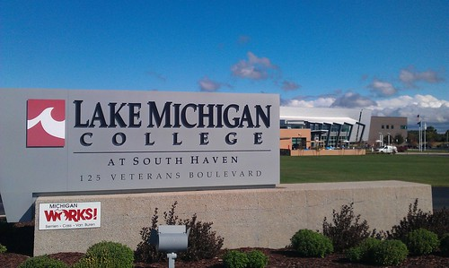 Lake Michigan College South Haven by ROIHUNTER