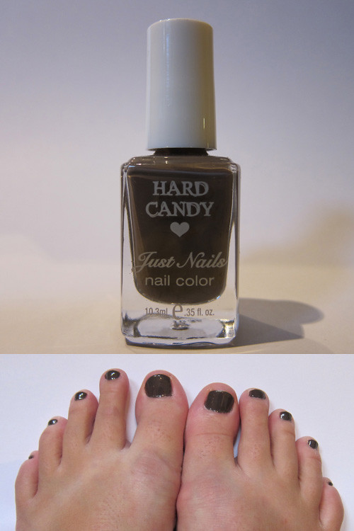 Hard Candy in Mushroom