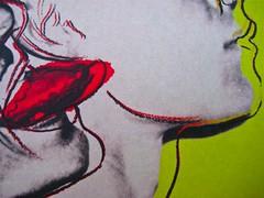 Tristan Garcia, La parte migliore degli uomini; Guanda 2011. Grafica di Guido Scarabottolo; alla cop.: Querelle, di Andy Warhol ©2011 The Andy Warhol Found. for the Visual Arts. Copertina. (part.), 3