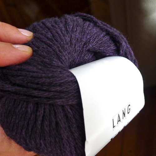 Yak yarn by Lang Yarns