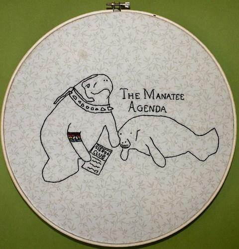 THE MANATEE AGENDA