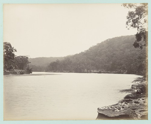 Port Hacking River near Loftus (below the dam), [New South Wales].