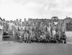 Canadian and British prisoners-of-war who were...