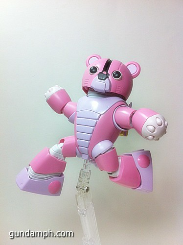 144 HG GB Pink Bearguy Gundam Expo Limited Edition (41)