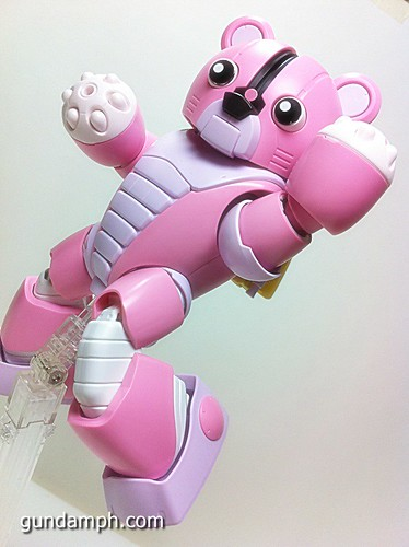 144 HG GB Pink Bearguy Gundam Expo Limited Edition (52)