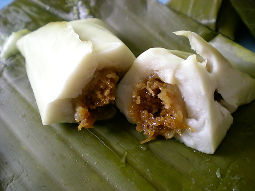 Steamed Malay kuih 2