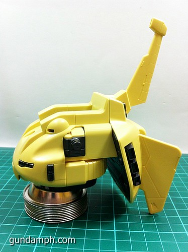 MG The-O PMX-003 Review OOB Build (17)