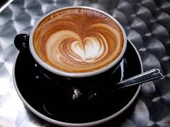 Flat White, Long Black Cafe, Centros, Biopolis