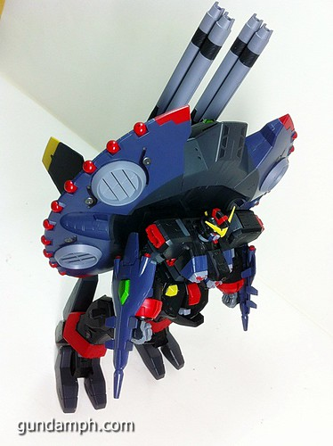 HCM Pro Destroy Gundam 1-200 GFAS-X1 Review (75)