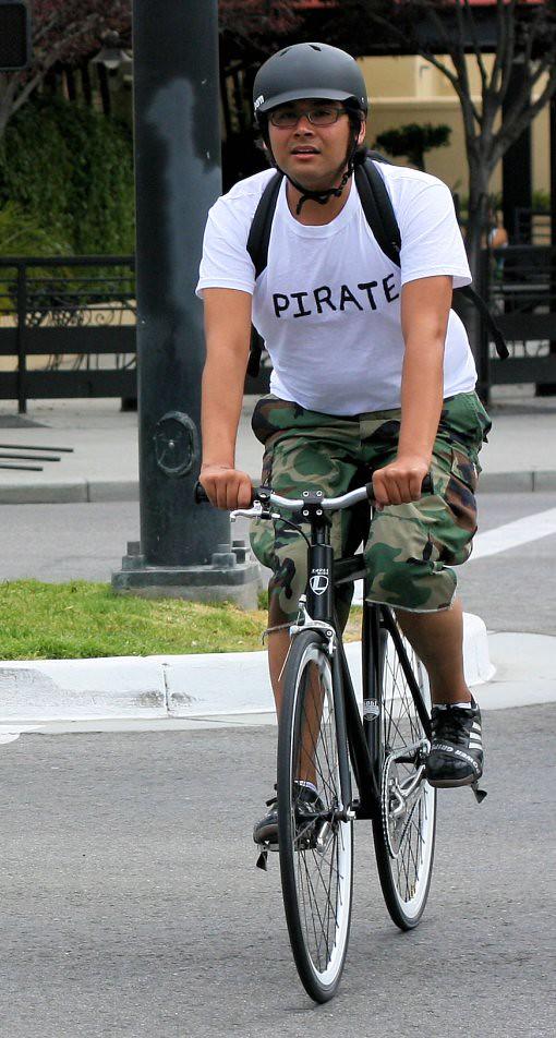 Bike Pirate