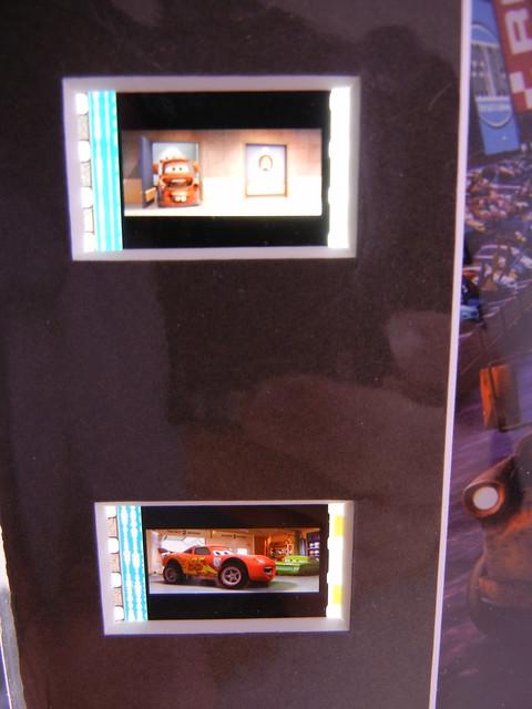 disney cars custom film slide plaque (3)