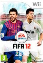 18 - Fifa 12 (2012) Wii PAL
