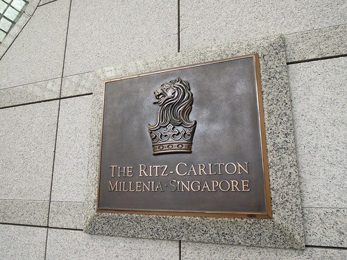 The Ritz-Carlton Millinia Singapore