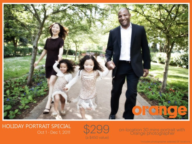 Holiday Portrait Special {Oct 1 - Dec 1, 2011}