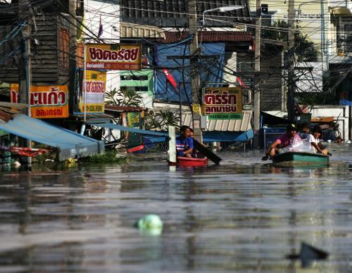 Nakhon Sawan Flood