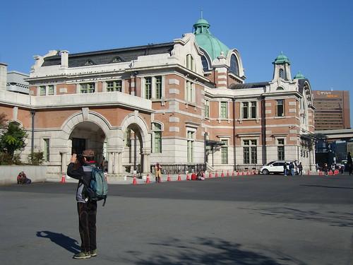 Alter Zentralbahnhof Seoul