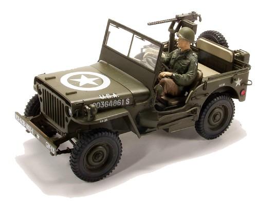 Gate Jeep