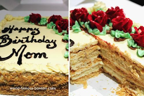 Bon Ton Cake