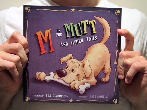 M is for Mutt!