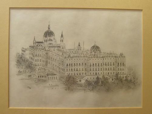 Palacio Real y Almudena, desde Edificio España.