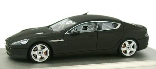 Tecnomodel Aston M Rapide Nürburgring test