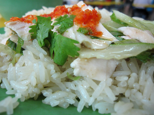 Singapore - Chicken Rice