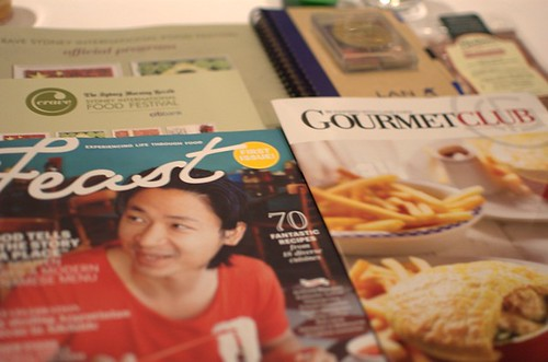Magazines & other freebies