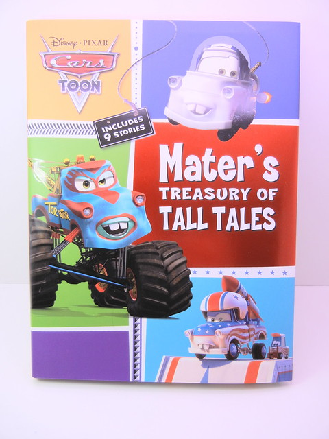 disney cars toon maters treasury of tall tales (1)