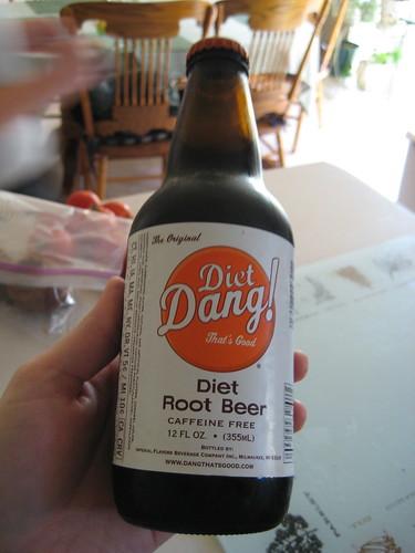 Diet Dang! Root Beer