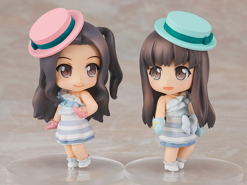 Nendoroid Petit ClariS Set: irony version
