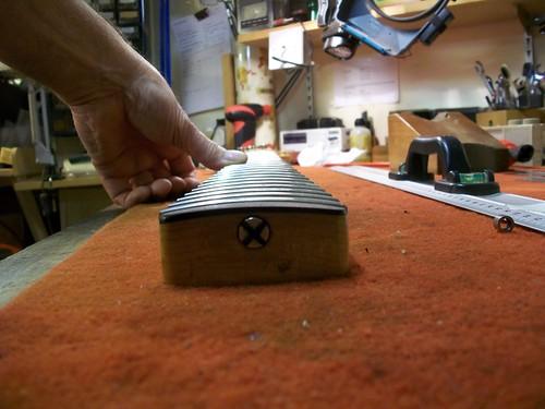 Fender Bass Repair : 1969 Fender Precision Bass Truss-Rod Repair (3/6)