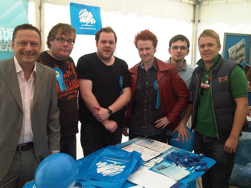 Huddersfield University Freshers Fayre