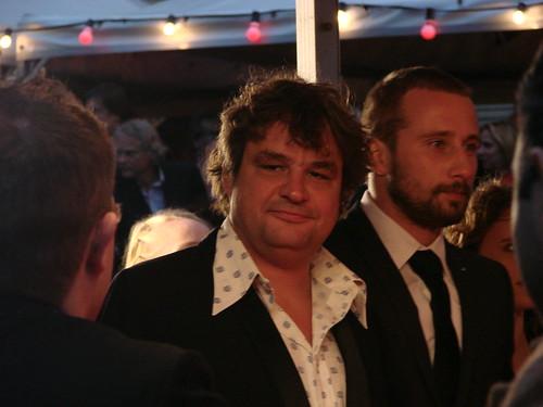 Frank Lammers en Matthias Schoenaerts