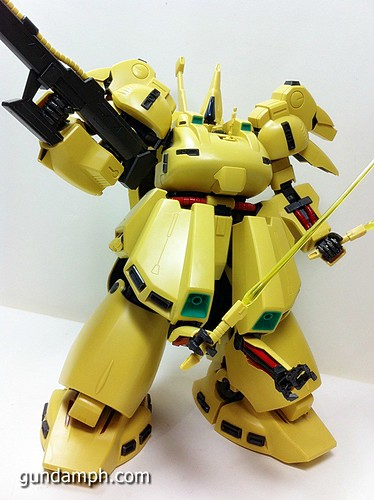 MG The-O PMX-003 Review OOB Build (55)
