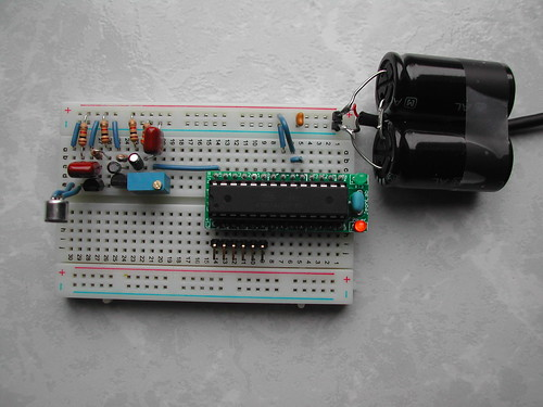 Sound detector (3/5)