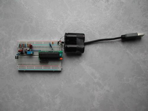 Sound detector (2/5)