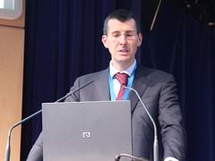 John Lambert, de MasterCard Europe
