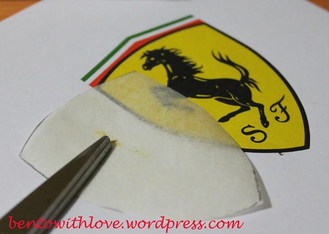 Ferrari Crest