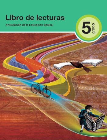 libro de lecturas 5°