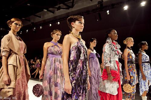 Ottawa Fashion Week 2011 - Samuel Dong